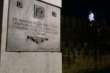 """La sociedad civil andaluza contra la """"política del olvido"""""""