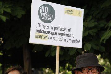 """""""Ley Mordaza"""" y reforma del Código Penal: el recorte de los derechos y libertades fundamentales"""