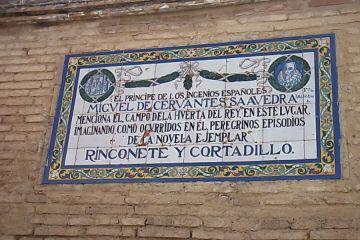 Andalucía en la obra de Cervantes