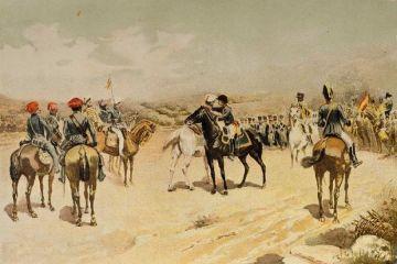 Otros conflictos armados entre españoles: la Fitna musulmana y las Guerras Carlistas