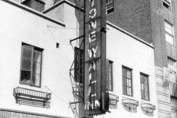 Stonewall  inn. Donde nació el Orgullo.